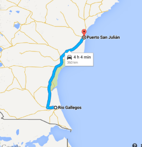 Pt San Julian